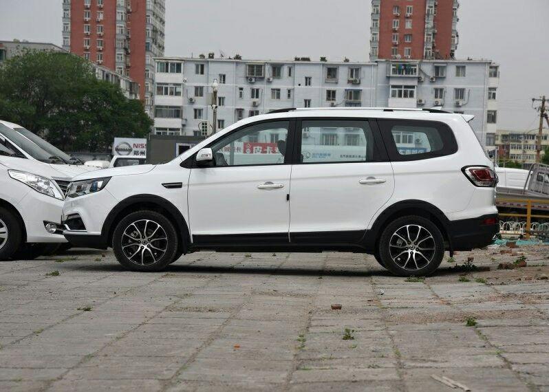 اعلام قیمت خودروی جدید SX6 در ایران + مشخصات