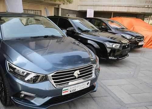 محصولات جدید سایپا و ایران خودرو معرفی شدند