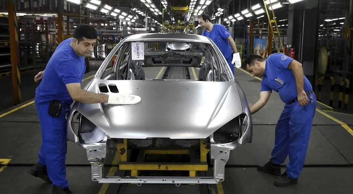 خودروسازان شهرستانی در جاده افت تولید