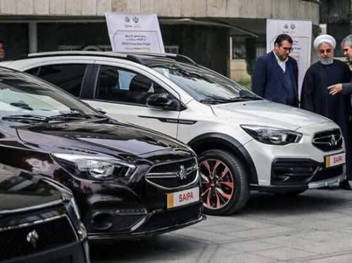 محصولات آینده ایران خودرو و سایپا و استانداردهای 85گانه