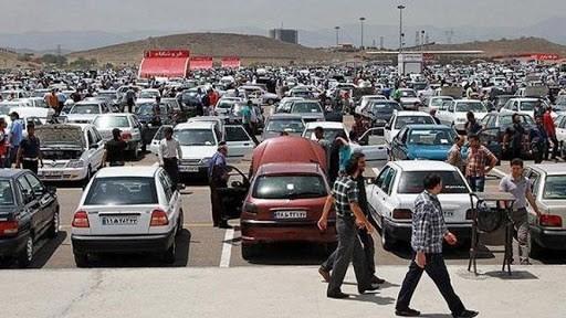 تداوم کاهش شدید معاملات در بازار خودرو