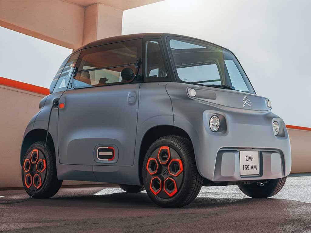 آشنایی بیشتر با خودروی شهری و عجیب جدید سیتروئن + قیمت