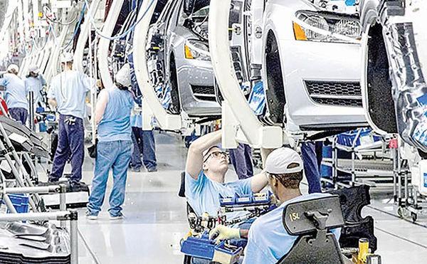 لطمه شدید کرونا به خودروسازی آلمان