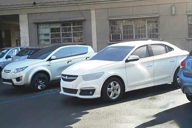ردپای چینیها در طراحی محصولات جدید خودروسازان وطنی