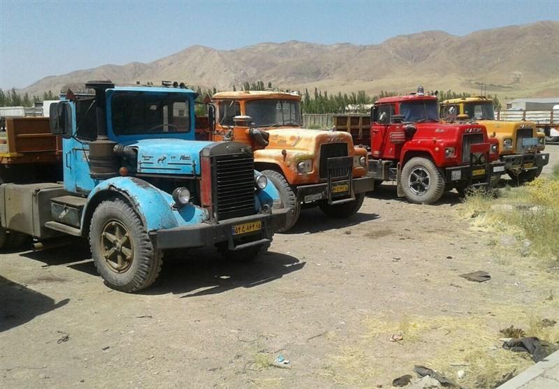 جزئیات طرح رئیس جمهور برای نوسازی کامیون های فرسوده