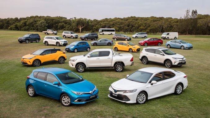 کرونا باعث سقوط آزاد فروش خودرو در استرالیا شد !