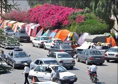 اعلام ممنوعیت ورود مسافران نوروزی به برخی شهرها و تهران