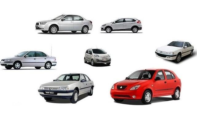 نگاهی به قیمت خودروها در بازار ، کاهش قیمت محصولات ایرانخودرو بیشتر از سایپا