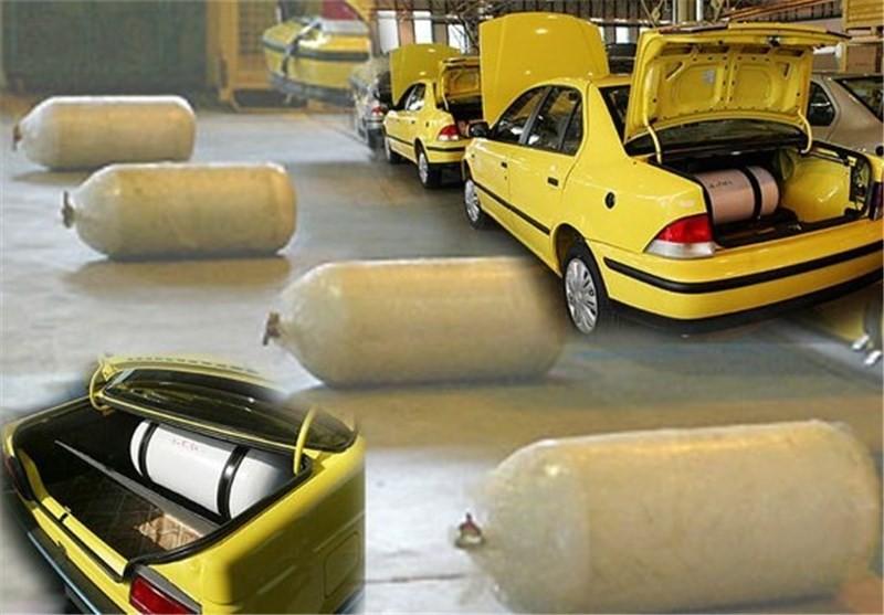 تبدیل 26 هزار خودرو بنزینی به گازسوز