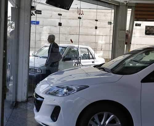 بازار خودرو تهران به خواب رفت