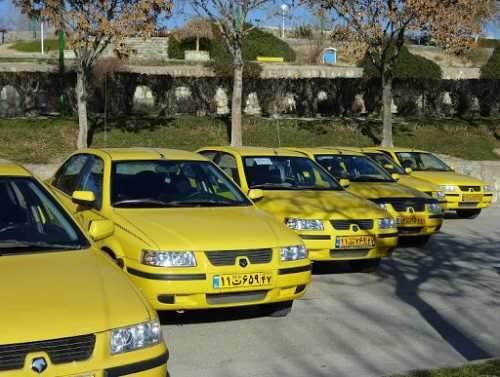 تعیین مالیات سال 98 خودروهای مسافری و باری