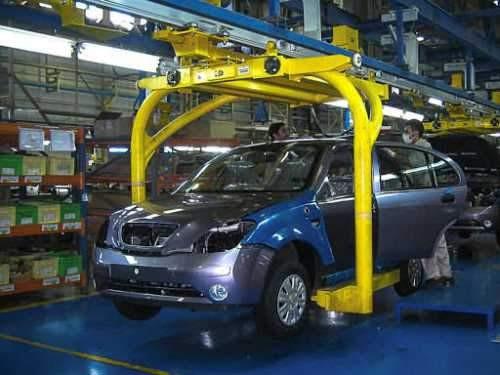 دلیل کندی تولید خودروسازان چیست؟