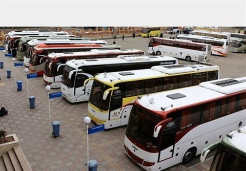 احتمال ممنوعیت تردد اتوبوس های بین شهری با درخواست ستاد مقابله با کرونا