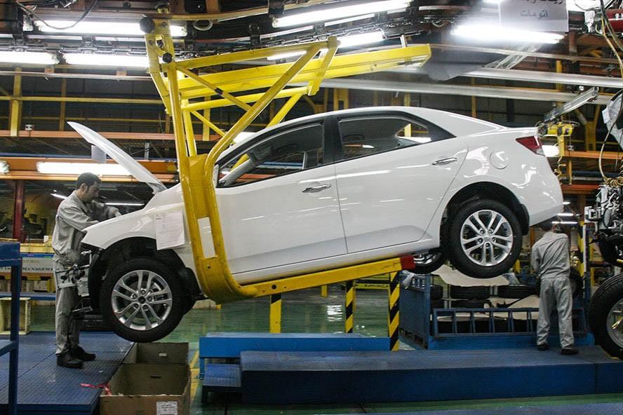تاثیر نداشتن تولید خودروهای یورو 5  بر کاهش سطح آلایندگی