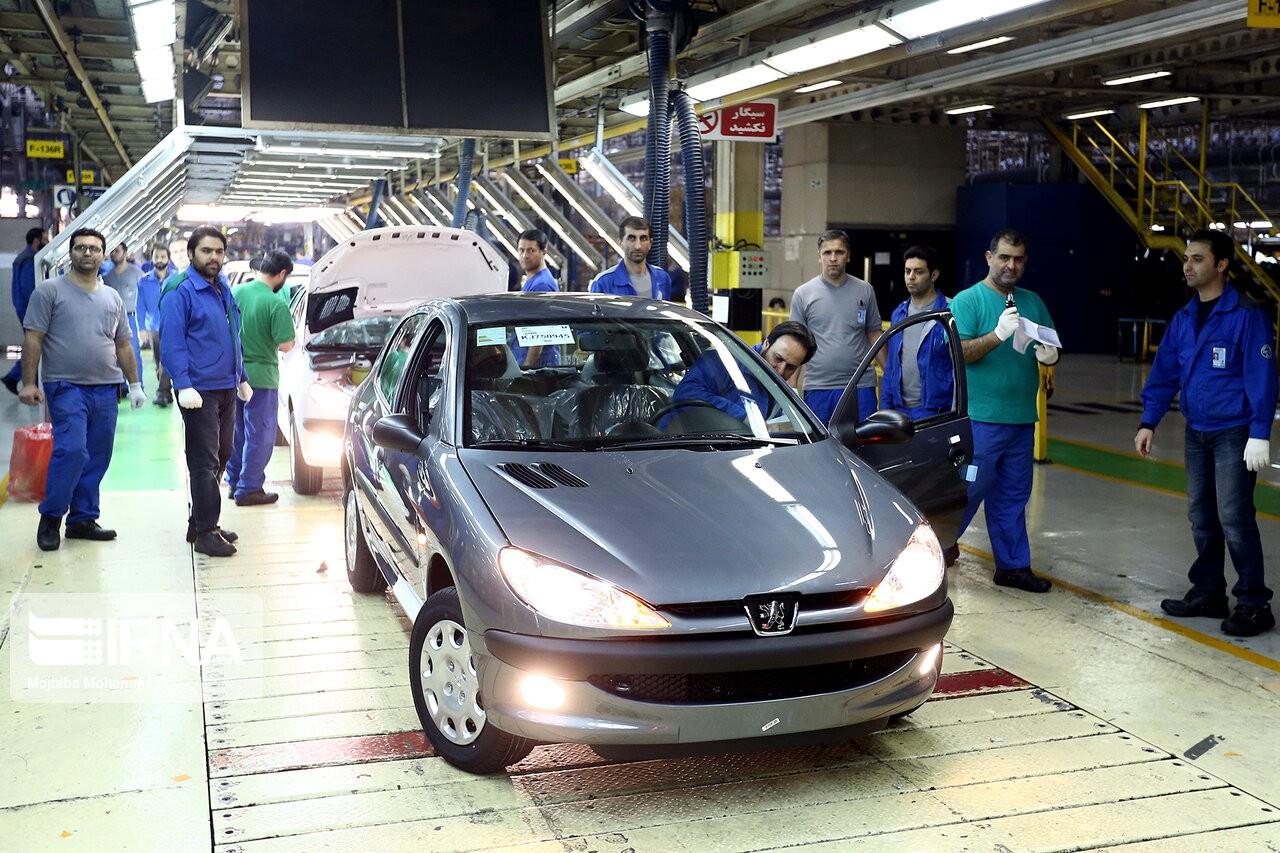 هدفگذاری ایران خودرو برای تولید ۶۰۰ هزار دستگاه خودرو در سال۹۹