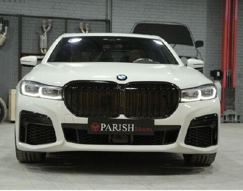 ۸۰۰ میلیون تومان هزینه، فقط برای تغییر ظاهر BMW میلیاردی!