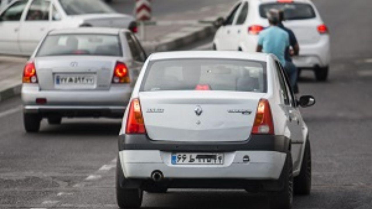 برخورد قاطع پلیس فارس با اجارهدهندگان پلاک خودرو