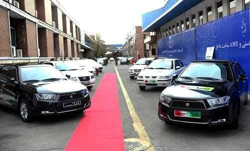 تنوع بیشتر بازار با معرفی خودروهای جدید ایران خودرو - 11 فروردین 99