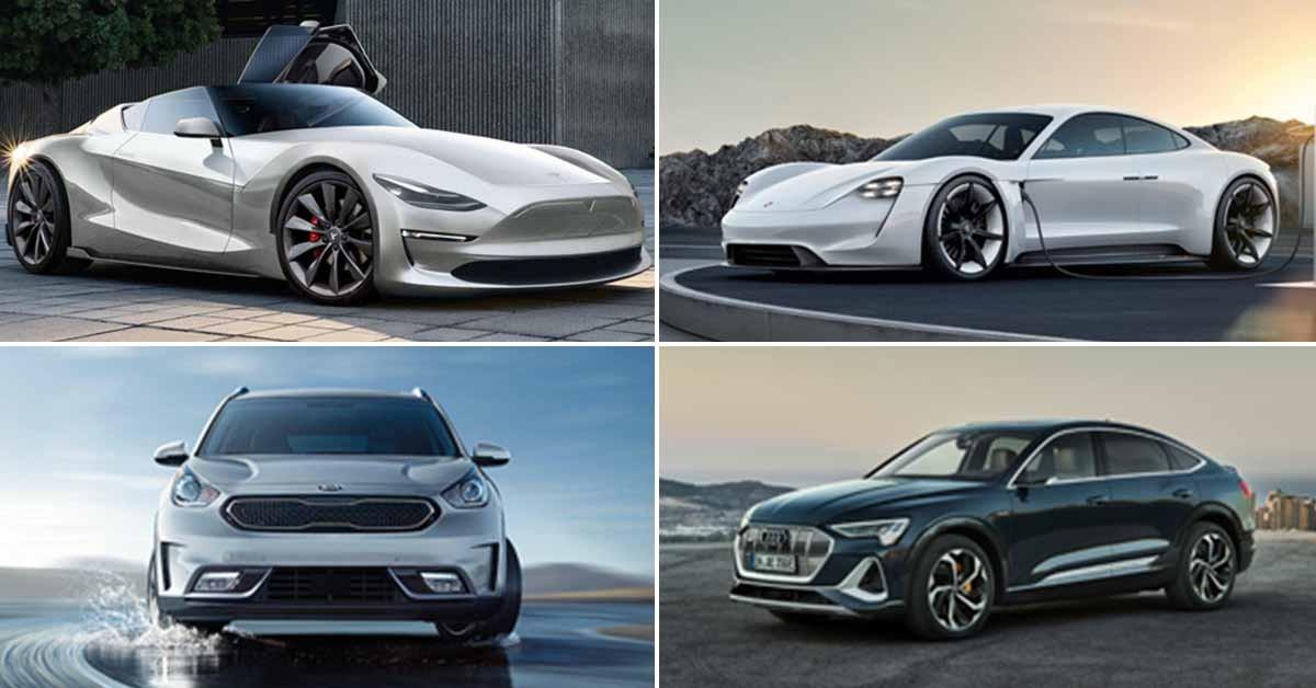 معرفی بهترین خودروهای برقی در سال ۲۰۲۰ + عکس - 11 فروردین 99