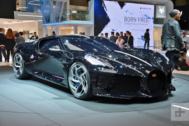 لغو سومین نمایشگاه بزرگ خودروی دنیا