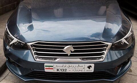 محصول جدید ایران خودرو چه حرف هایی برای گفتن دارد
