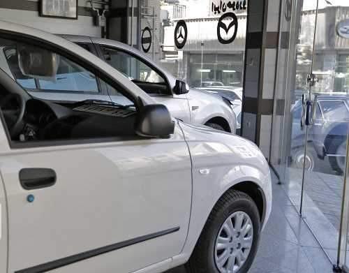 تعطیل ماندن بازار خودرو در تهران - 17 فروردین 99