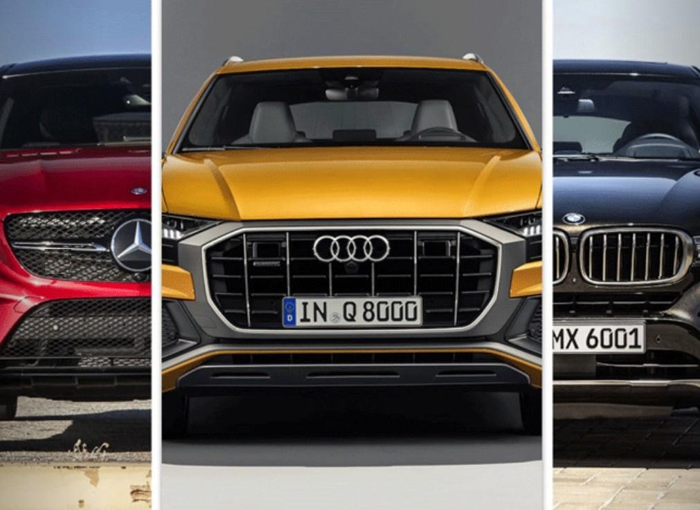 تغییر لوگوهای3 خودروساز بزرگ آلمانی به خاطر کرونا - 19 فروردین 99