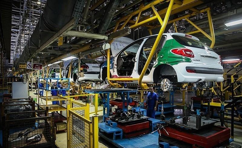 نگاهی به کارنامه تولید خودروسازان کشور در سال 98 + جزییات - 20 فروردین 99