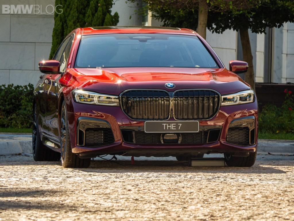 معرفی قویترین مدل از سری 7 شرکت BMW + عکس