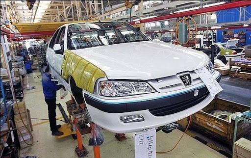 عدم تحقق احتمالی پیشبینی تولید خودرو در سالجاری