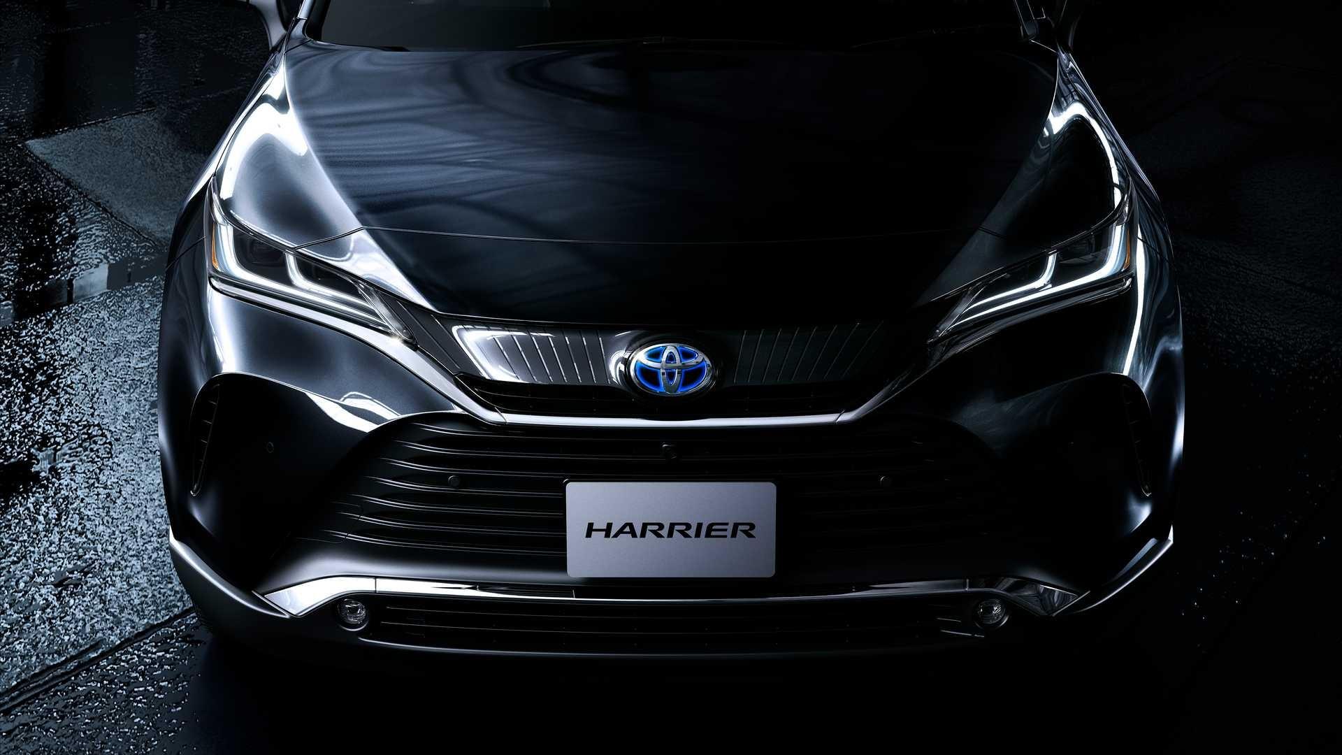 تویوتا هریر مدل 2020 در ژاپن رسما معرفی شد+ عکس