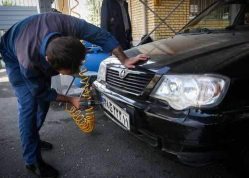 در سال 99 هیچ خودرویی با استاندارد یورو 4، پلاک گذاری نمیشود