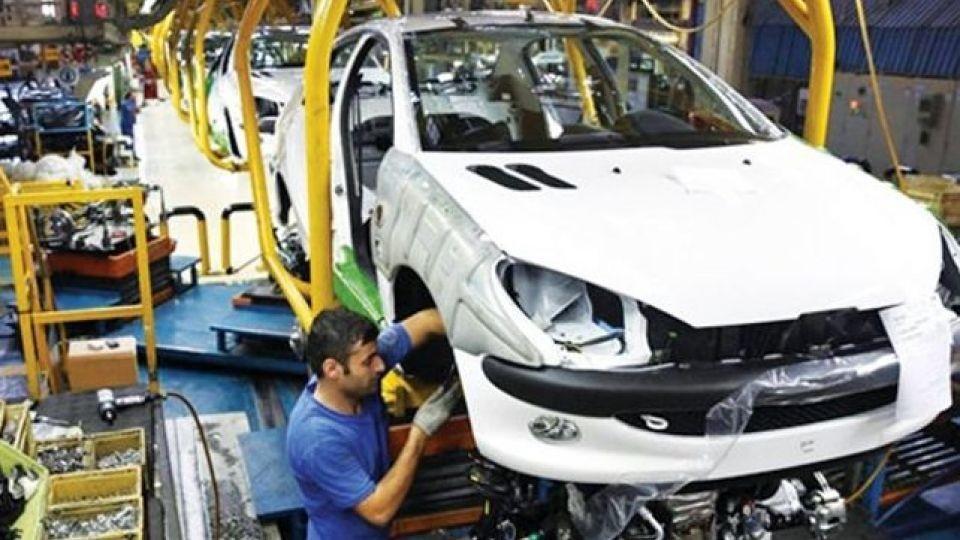 وزارت صمت سقف تولید خودرو را در سال ۹۹ اعلام کرد