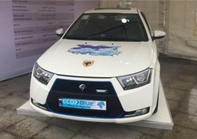 طراحی پلتفرم خودروی برقی روی میز ایران خودرو