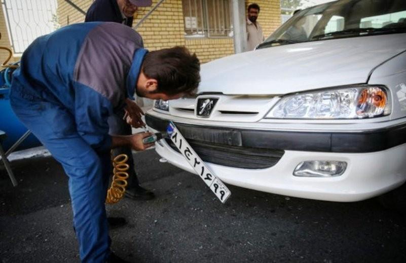 مشخص شدن زمان آغاز به کار مراکز شماره گذاری خودرو و تعویض پلاک
