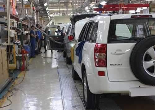 دوباره تولید خودروهای ناقص آغاز شد
