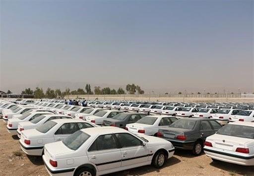 تداوم تولید خودروهای ناقص با جارو شدن انبارهای قطعه
