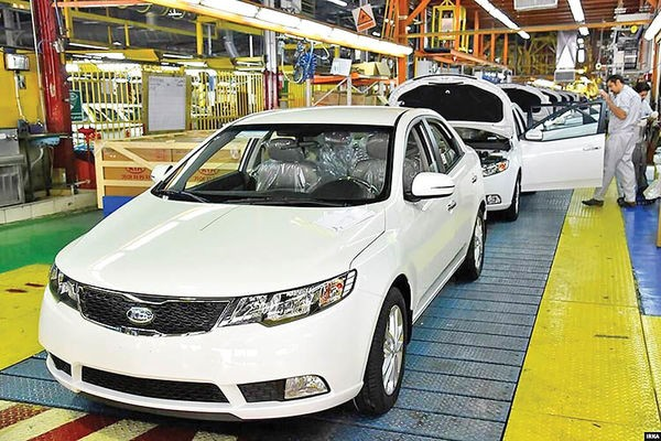 متوقف شدن تولید 7 خودرو در کشور در سال 99