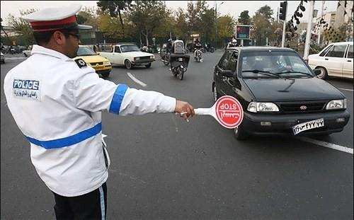 اجرای جریمه خودروهای بدون معاینه فنی از 16 اردیبهشت ماه