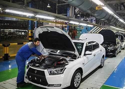 سال جدید را خودروسازان کشور با افت تولید شروع کردند + آمار
