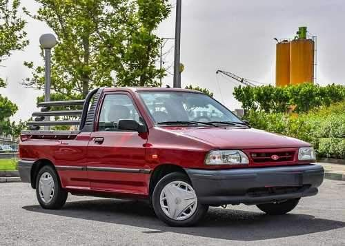 اعلام قیمت خودرو سایپا 151 آپشنال - اردیبهشت 99