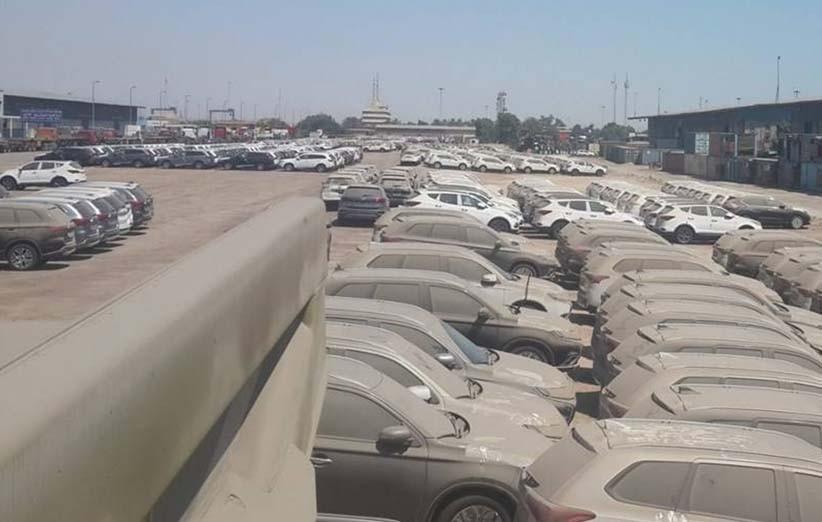 گمرک اعلام کرد: خودروهای بالای 2500 سیسی متروکه شد