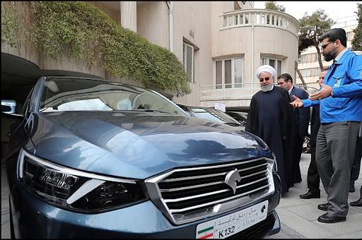 ورود خودرو جدید «۱۳۲ K» از بهمن به بازار توسط ایران خودرو