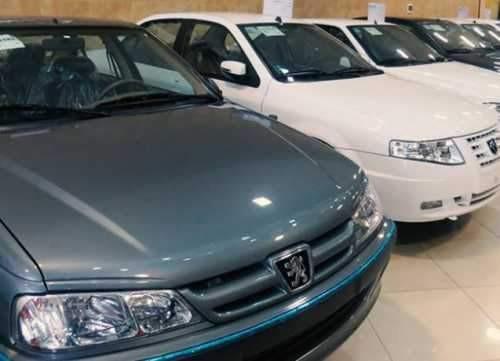 عرضه 7 محصول سایپا و 4 محصول ایران خودرو در عید فطر