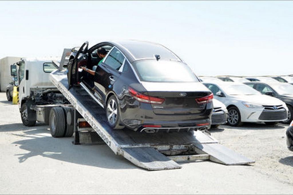 ترخیص ۱۰ هزار خودرو از گمرکات کشور