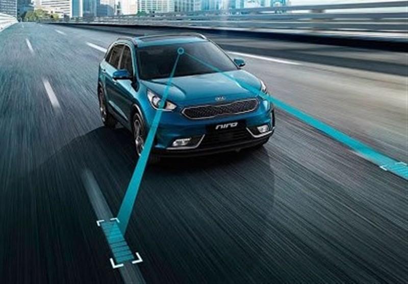 آشنایی با سیستم های هشدار دهنده انحراف از مسیر و نقطهی کور راننده
