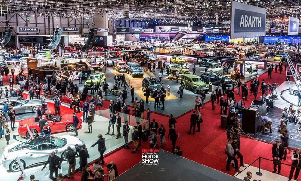 نمایشگاه خودروی ژنو سال آینده هم کنسل شد!