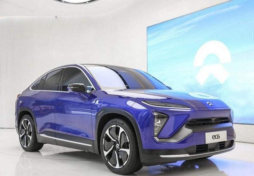 معرفی خودروی EC6 جدید کراس اوور گران قیمت چینی با پیشرانه تمام الکتریکی + قیمت