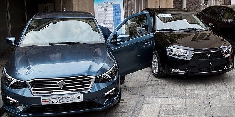 آغاز تولید خودروی جدید K132 از مهرماه امسال توسط ایران خودرو