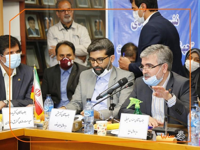 سایپا: خودروی ال90 ایرانی تولید میشود